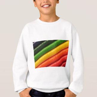 shiny colors sweatshirt