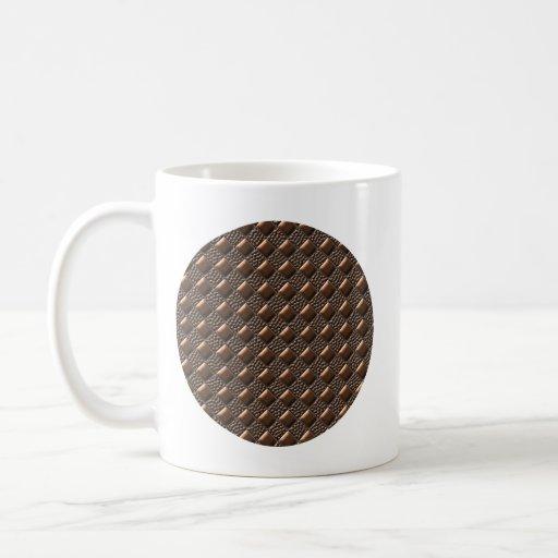 Shiny Copper Mugs