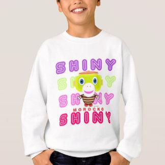 Shiny-Cute Monkey-Morocko Sweatshirt
