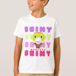 Shiny-Cute Monkey-Morocko T-Shirt