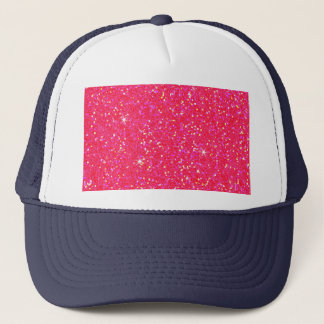 Shiny Diamond Luxury Trucker Hat