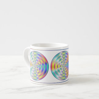 Shiny Disc Espresso Cups