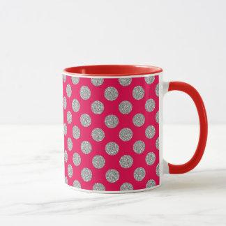 Shiny Dots -Custom Your Color/Style- 11 oz Mug