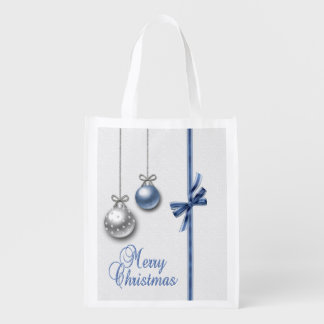 Shiny Elegant Christmas Balls - Reusable Bag