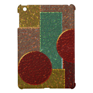 Shiny Emalie pattern iPad Mini Covers