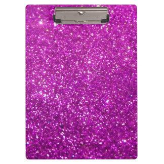Shiny Glamour Sparkley Glitter Clipboard