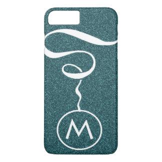 shiny glitter iPhone 7 case