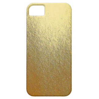 Shiny Gold Art Case For The iPhone 5