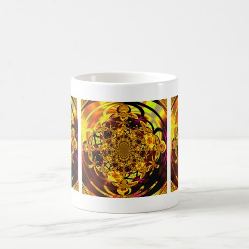 Shiny Gold Mug