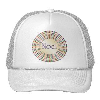 Shiny Gold Noel Hat