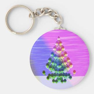 Shiny Greetings Key Ring