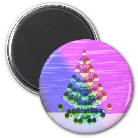 Shiny Greetings Magnet
