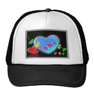Shiny Hearts Hats