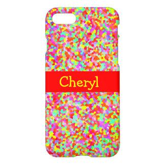 Shiny Hundreds & Thousands Multicolor Sprinkles iPhone 7 Case