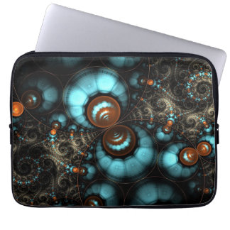 Shiny Shapes Laptop Sleeve