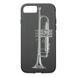 Shiny silver jam-sesson iPhone 7 case