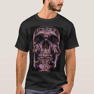 Shiny skull t-shirt