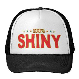 Shiny Star Tag Cap