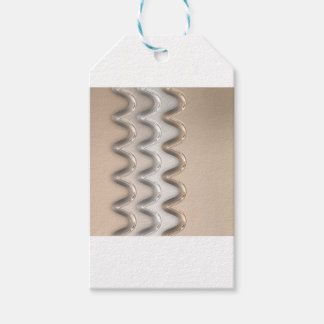 Shiny Waves Gift Tags