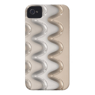 Shiny Waves iPhone 4 Case-Mate Cases