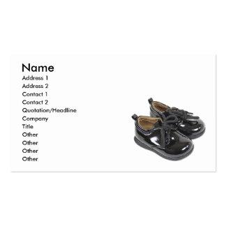 ShinyInfantShoes101610, Name, Address 1, Addres... Pack Of Standard Business Cards