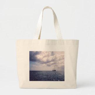ship 1 jumbo tote bag