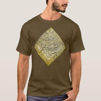 Ship at Sea and Anchor T-Shirt