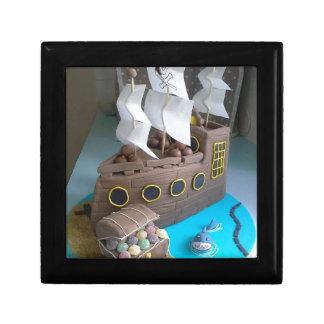 Ship cake 1 gift box