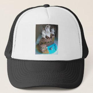 Ship cake 1 trucker hat