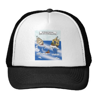 Ship Cartoon 9382 Cap