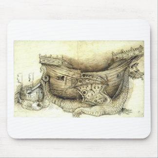 ship-clip-art-1 mouse pad
