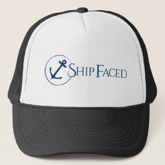 Ship Faced Trucker Hat