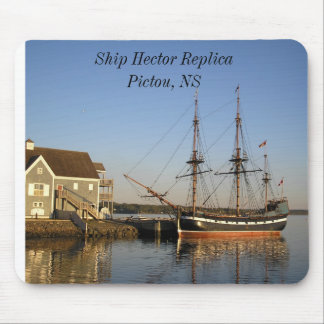 Ship Hector Replica, Pictou, NS Mouse Pad