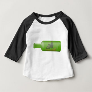 Ship in a Bottle Baby T-Shirt
