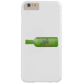 Ship in a bottle barely there iPhone 6 plus case