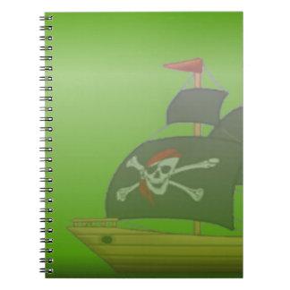 Ship in a Bottle Notebooks