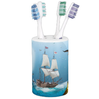 Ship in a light bulb bath accessory sets