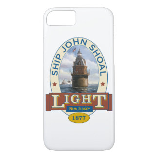 Ship John Shoal Lighthouse iPhone 8/7 Case