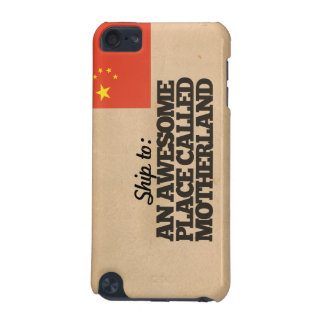 Ship me to China iPod Touch 5G Cases