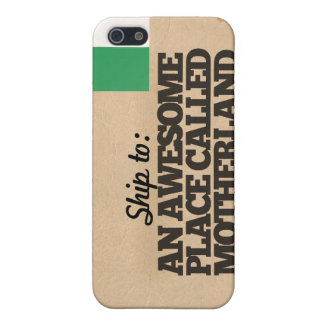 Ship me to Italy Cover For iPhone 5