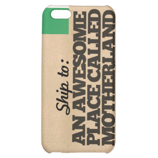 Ship me to Italy iPhone 5C Covers