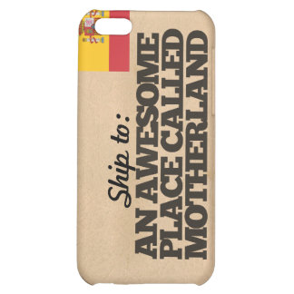 Ship me to Spain Case For iPhone 5C
