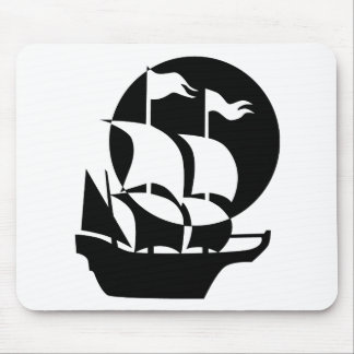 Ship Mouse Pads
