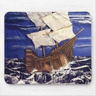Ship Mousepads