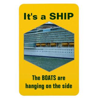Ship or Boat Magnet