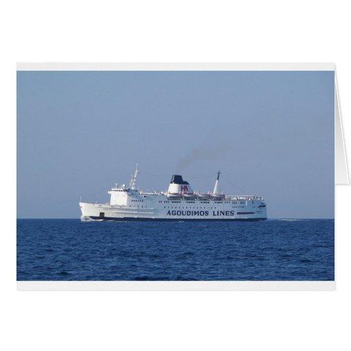 Ship Penelope A. Card