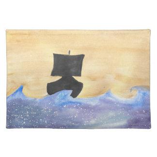 Ship Placemat
