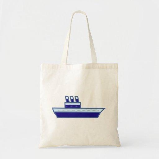 Ship ship canvas bags