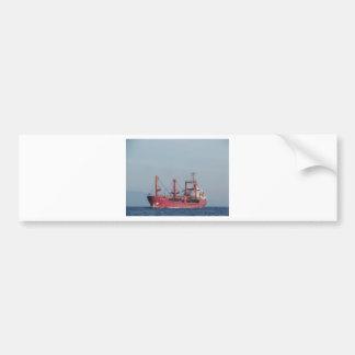 Ship TK VENICE Bumper Sticker