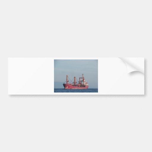 Ship TK VENICE Bumper Stickers